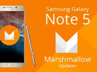 Samsung Galaxy Note 5 (SM-N920C) Android 6.0.1 Marsmallow Yükeleme