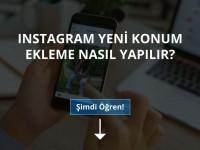 Instagram'da olmayan işletme ve yerlerin konumlarını eklemek